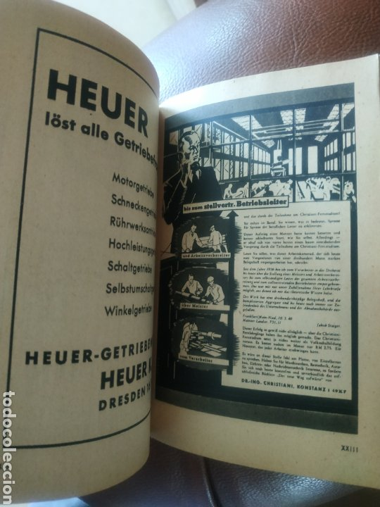 Militaria: Calendario 1942 D.A.F - Foto 21 - 113555772