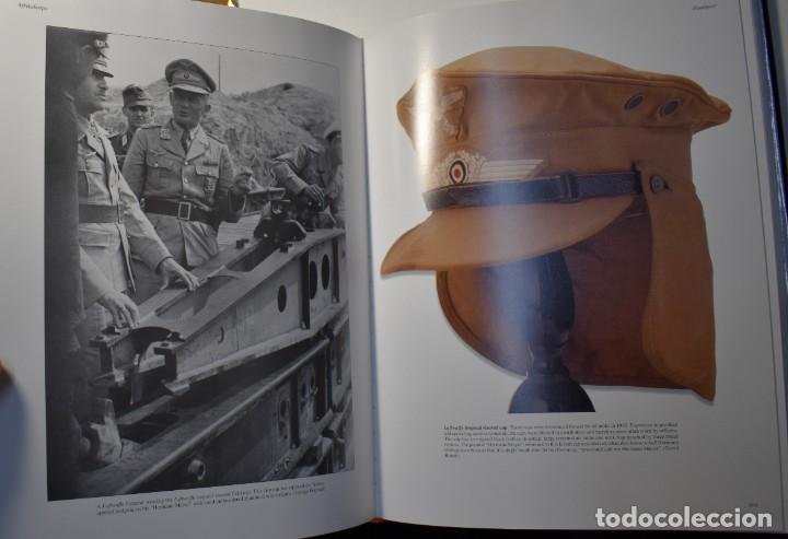 Militaria: AFRIKAKORPS.UNIFORMES,INSIGNIAS Y EQUIPOS DE LOS ALEMANES DURANTE LA SEGUNDA GUERRA MUNDIAL - Foto 5 - 201930502
