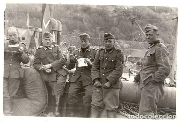 Militaria: Marmita alemana mod. 31, de aluminio, 1937-38. Wehrmacht SS LW Falschirmjäger 2ªGM - Foto 9 - 201550263