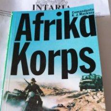 Militaria: LIBRO AFRIKAKORPS. Lote 202640513
