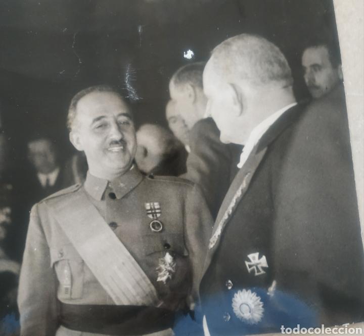 Militaria: Franco y von Faupel - Foto 2 - 203028697