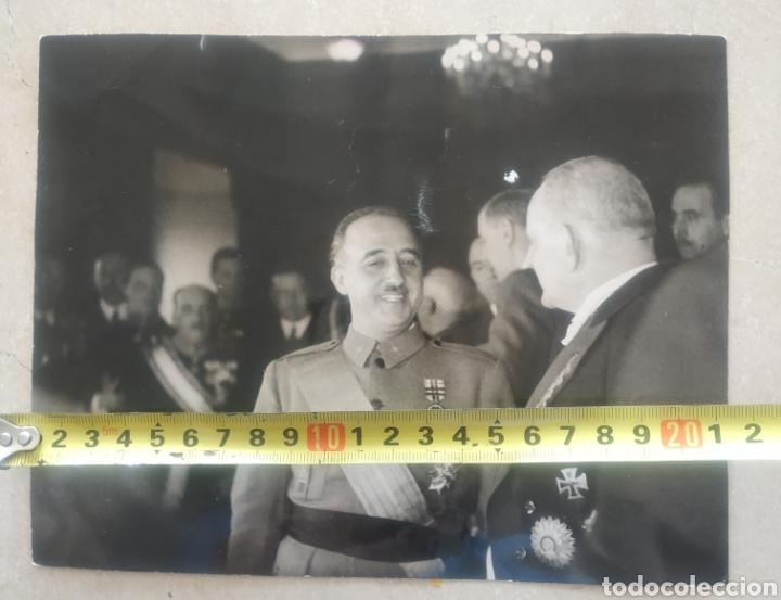 Militaria: Franco y von Faupel - Foto 3 - 203028697