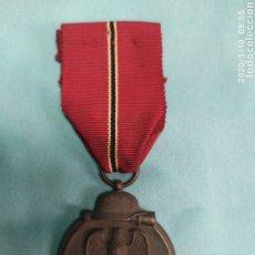 Militaria: MEDALLA ALEMANA FRENTE RUSO. Lote 203560020