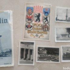 Militaria: LOTE BERLIN. Lote 203771840