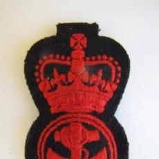Militaria: PARCHE ROYAL NAVY. ARTIFICIERO 1942. Lote 204236097