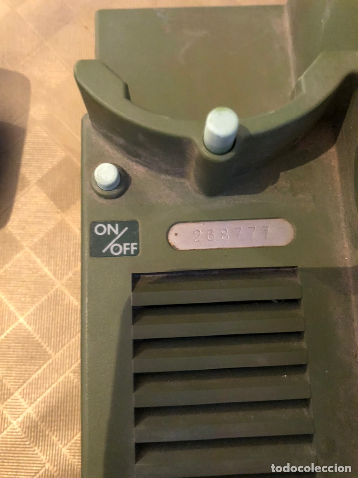 Militaria: SAILOR C402 VHF CONTROL UNIT - Foto 4 - 204327702
