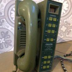 Militaria: SAILOR C402 VHF CONTROL UNIT. Lote 204327702