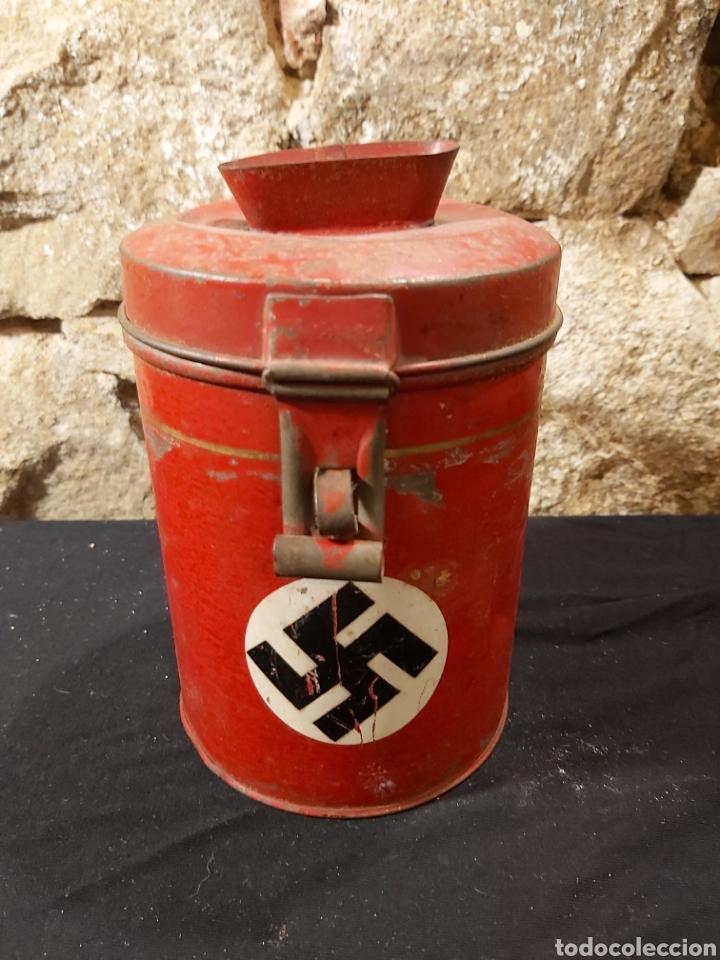 ANTIGUA HUCHA PETITORIA DEL PARTIDO NACIONALSOCIALISTA ALEMÁN (Militar - II Guerra Mundial)