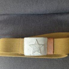 Militaria: CINTURON SOLDADO SOVIETICO. Lote 205521377