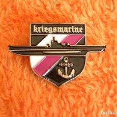 Militaria: INSIGNIA PIN RETRO DE LA KRIEGSMARINE - MARINA DE GUERRA ALEMANIA NAZI EN LA II GUERRA MUNDIAL.. Lote 205573985