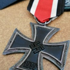 Militaria: CRUZ DE HIERRO 2ª CLASE 1939 (EISERNES KREUZ). Lote 205595950