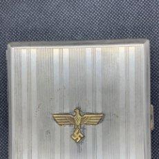 Militaria: PITILLERA NAZI - ORIGINAL - 2ª GUERRA MUNDIAL.. Lote 205815657