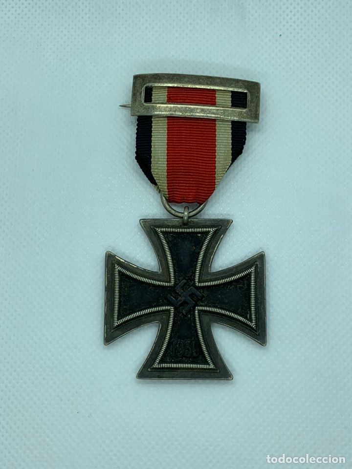 CRUZ DE HIERRO DE 2ª CLASE (Militar - II Guerra Mundial)
