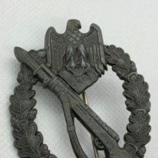 Militaria: MEDALLA NAZI — CA-ASALTO 2 INFANTERIA — ORIGINAL.. Lote 205816242