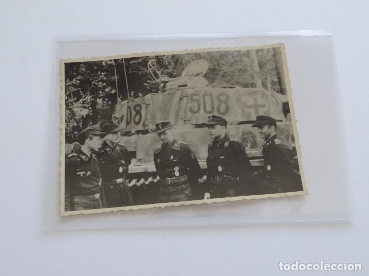 SOLDADOS TANQUES SEGUNDA GUERRA MUNDIAL DIVISIÓN PANZER (Militar - II Guerra Mundial)