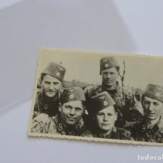 Militaria: SOLDADOS SEGUNDA GUERRA MUNDIAL WAFFEN-SS. Lote 206469631