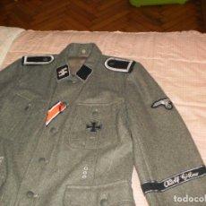 Militaria: VENDO RÉPLICA GUERRERA-FELDBLUSE M40 PARA TROPA WAFFEN SS. Lote 207027233