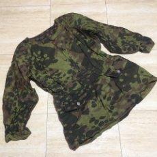 Militaria: WAFFEN SS BLUSA DE CAMUFLAJE. Lote 207135360