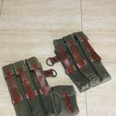Militaria: PORTA CARGADORES MP40. Lote 207136118