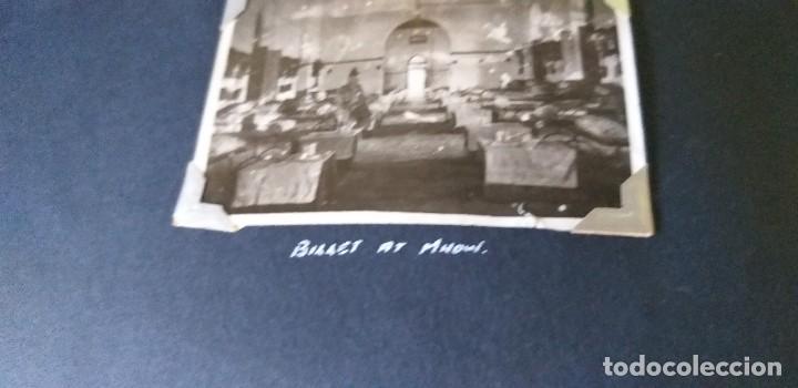 ALBUM PERSONAL II GUERRA MUNDIAL INDIA. 1945 (Militar - II Guerra Mundial)