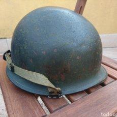 Militaria: CASCO M1 AMERICANO WW2 O COREA. Lote 207773016