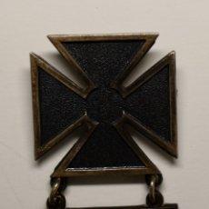Militaria: INSIGNIA PLATA .EXPERTO TIRADOR CON FUSIL AMETRALLADOR B.A.R.EJERCITO U.S.A. 2ª GUERRA MUNDIAL.. Lote 208393362