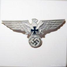 Militaria: AGUILA DE GORRA DE LA NATIONALSOZIALISTISCHER REICHSKRIEGERBUND ( NSRKB ). NAZI. III REICH.. Lote 210425776