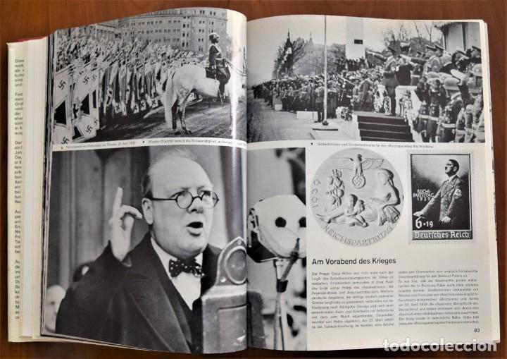Militaria: DER ZWEITE WELTKRIEG: BILDER, DATEN, DOKUMENTE (DER 2.WELTKRIEG) - HERBERT MICHAELIS - ALEMANIA 1968 - Foto 7 - 210740775