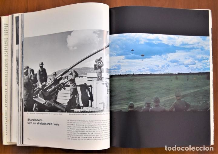 Militaria: DER ZWEITE WELTKRIEG: BILDER, DATEN, DOKUMENTE (DER 2.WELTKRIEG) - HERBERT MICHAELIS - ALEMANIA 1968 - Foto 9 - 210740775