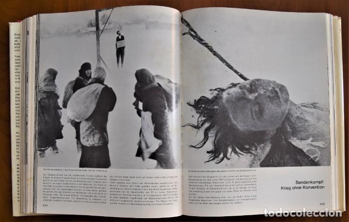 Militaria: DER ZWEITE WELTKRIEG: BILDER, DATEN, DOKUMENTE (DER 2.WELTKRIEG) - HERBERT MICHAELIS - ALEMANIA 1968 - Foto 11 - 210740775