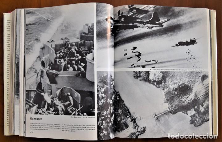 Militaria: DER ZWEITE WELTKRIEG: BILDER, DATEN, DOKUMENTE (DER 2.WELTKRIEG) - HERBERT MICHAELIS - ALEMANIA 1968 - Foto 12 - 210740775