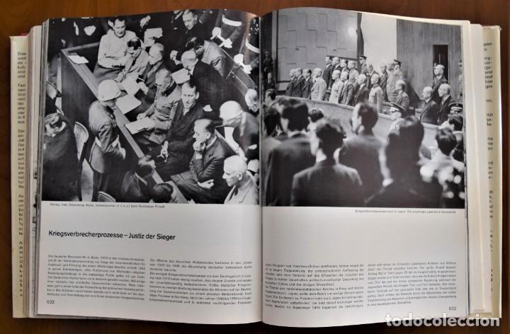 Militaria: DER ZWEITE WELTKRIEG: BILDER, DATEN, DOKUMENTE (DER 2.WELTKRIEG) - HERBERT MICHAELIS - ALEMANIA 1968 - Foto 13 - 210740775