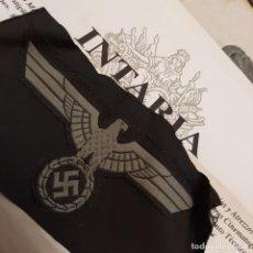 Militaria: AGUILA DE UNIFORME PANZER. Lote 210973717