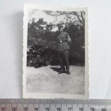 Militaria: MIEMBRO DEL RAD CON BRAZALETE NAZI. Lote 211424115