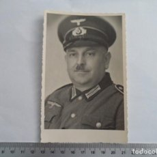 Militaria: RETRATO SUBOFICIAL WEHRMACHT. Lote 211424475