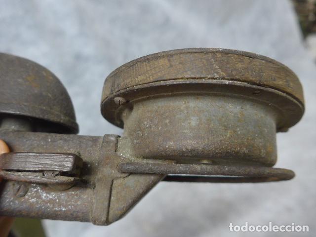 Militaria: Antiguo telefono aleman de barco o submarino, original. Alemania II guerra mundial. kriegsmarine. - Foto 12 - 211866323