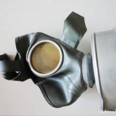 Militaria: MÁSCARA ANTI-GAS ALEMANA. SEGUNDA GUERRA MUNDIAL. Lote 212003548