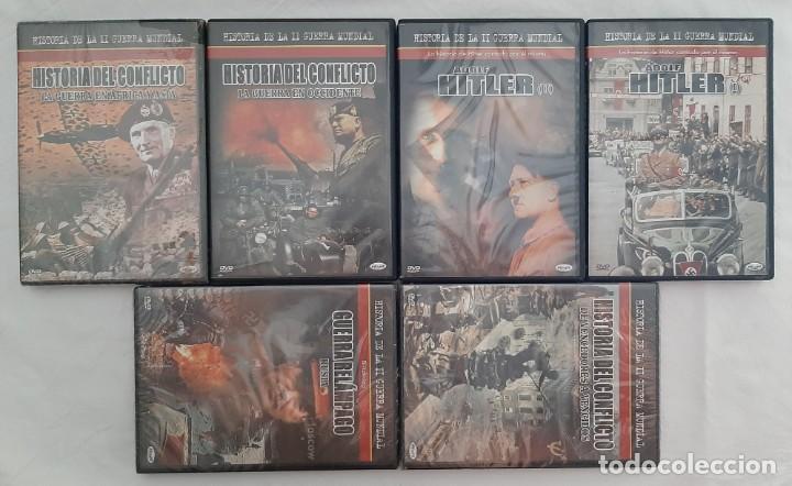 DVD HISTORIA DE LA II GUERRA MUNDIAL (Militar - II Guerra Mundial)