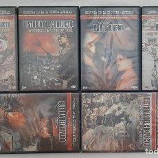 Militaria: DVD HISTORIA DE LA II GUERRA MUNDIAL. Lote 213480772