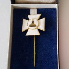 Militaria: RARISIMO ALFILER DE LA KYFFHAUSERBUND DE ALEMANIA. SEGUNDA GUERRA MUNDIAL. Lote 214049323