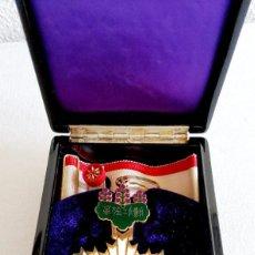 Militaria: MEDALLA DE PLATA Y ESMALTE DE JAPÓN ORDEN DEL SOL NACIENTE DE 3ª CLASE. SEGUNDA GUERRA MUNDIAL. Lote 214906365