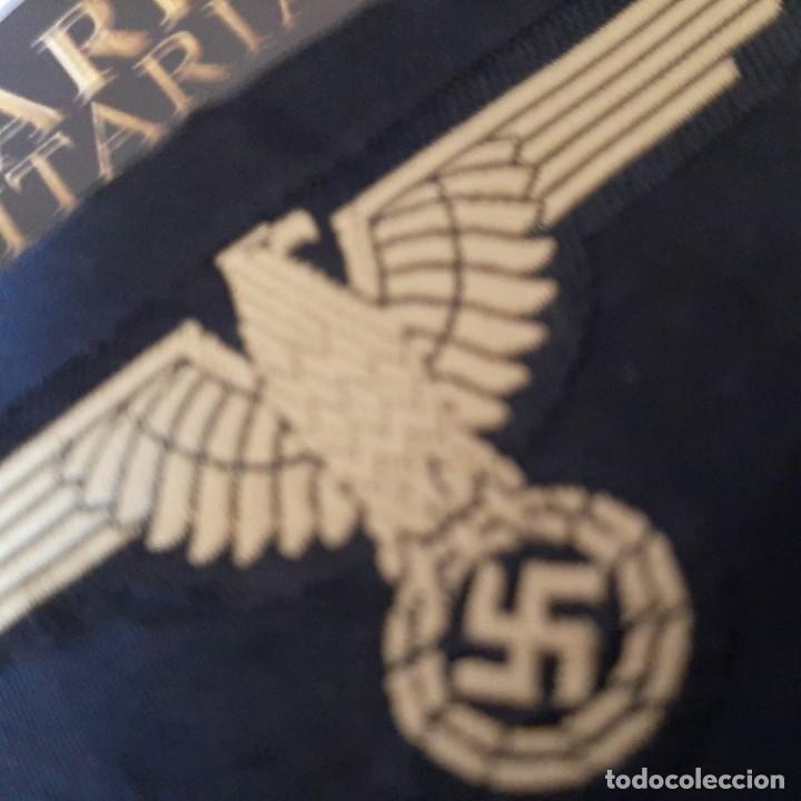 Militaria: Aguila de Brazo en tela SS - Foto 2 - 215075030
