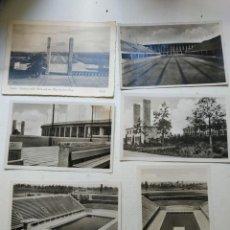 Militaria: LOTE POSTAL DE LAS OLIMPIADAS 1936. Lote 217709782