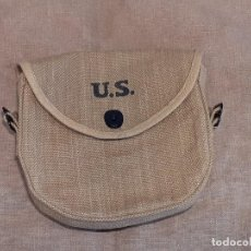 Militaria: FUNDA PORTACARGADOR TAMBOR THOMPSON 1928 1928A1. Lote 217848751