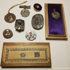 Militaria: LOTE DE MILITARIA DE JAPON.TODAS DE LOS AÑOS DE LA SEGUNDA GUERRA MUNDIAL ORIGINALES. Lote 220282411