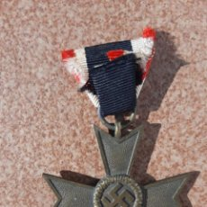 Militaria: MEDALLA NAZI 1939 SEGUNDA CLASE. ORIGINAL. Lote 220667981