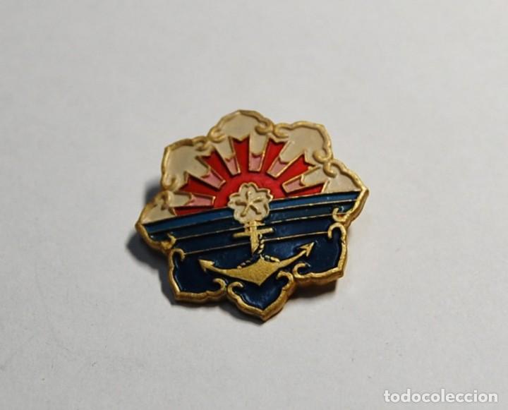 Militaria: ASOCIACION NAVAL DE JAPON.AL MERITO en ACORAZADOS DE COMBATE.2ª GUERRA MUNDIAL - Foto 3 - 220859647