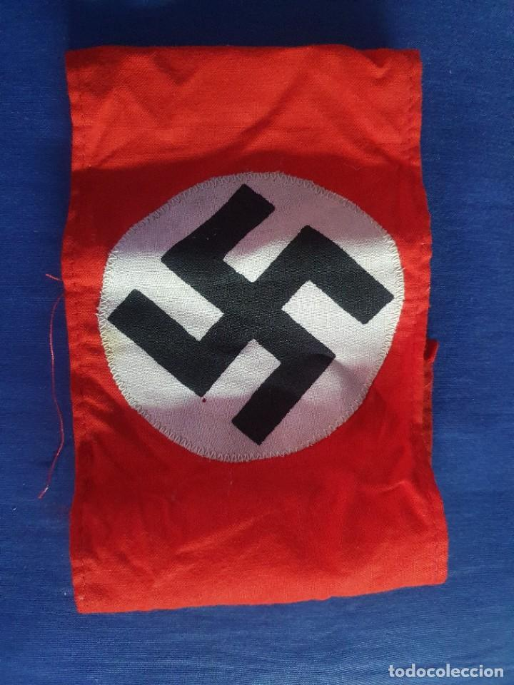 BRAZALETE NSDAP (Militar - II Guerra Mundial)