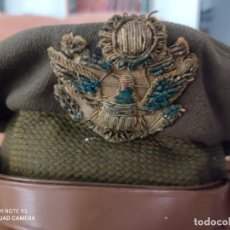 Militaria: GORRA DE PILOTO USAF II GUERRA MUNDIAL.. Lote 222286886