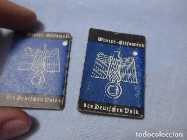 Militaria: * antiguos 2 librito aleman original de II guerra mundial, alemania. ZX - Foto 3 - 222611267